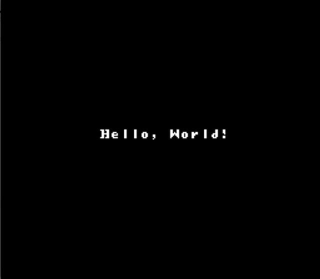 """""""Hello, World!"""" Part One"""